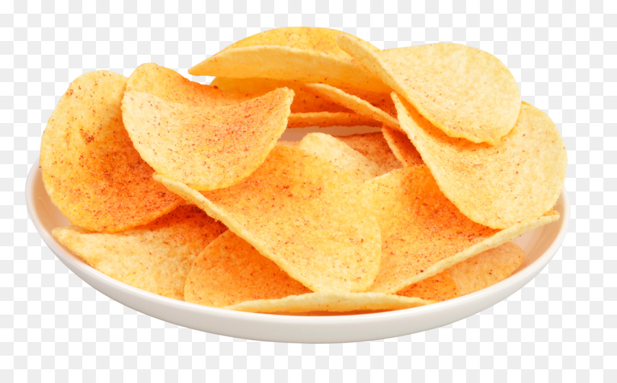 Potato chip Snack Lays Icon - Tasty potato chips - PNG Chips