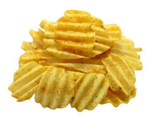 Potato Chips PNG Transparent Image - PNG Chips