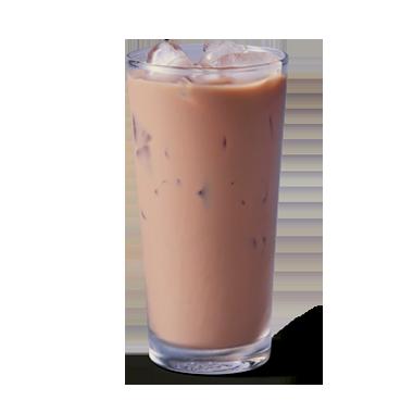 Iced Chocolate - PNG Chocolate Milk