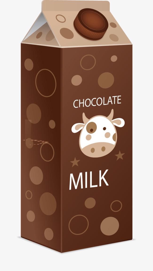 Vector hand-painted chocolate milk packaging, Vector, Chocolate Milk,  Package PNG and - PNG Chocolate Milk