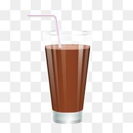 Vector hot chocolate milk glass, Vector, Chocolate, Glass PNG and Vector
