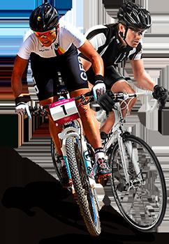 Ciclistas - PNG Ciclismo
