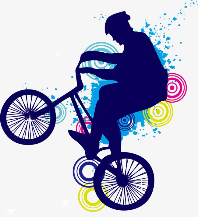 Cool do ciclismo., Do Ciclismo., A Cor, A Silhueta PNG grátis e vetor - PNG Ciclismo