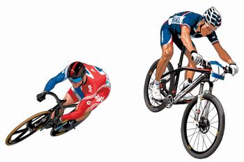 Disponível em:  http://www.gazetadopovo pluspng.com.br/multimidia/infografia/olimpiadas2012/esportes/ ciclismo/index.html acesso em: 07/09/2012. - PNG Ciclismo