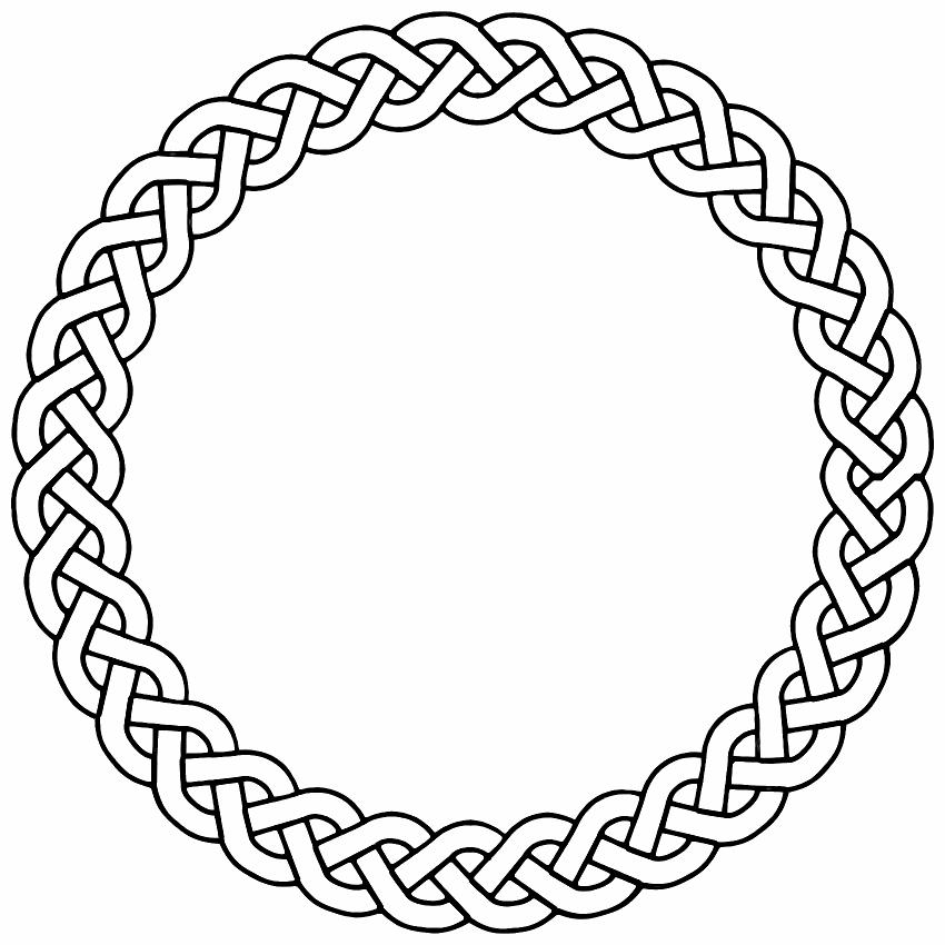PNG Circle Border - 155495