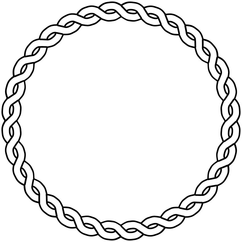 PNG Circle Border - 155493