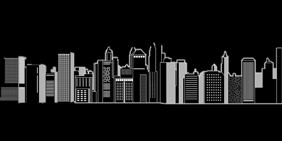 city new york new york city new york city skyline - PNG City Buildings