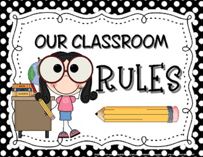 Are essential to effective teaching and classroom environments. When making  your own classroom rules, make sure to use positive vocabulary! - PNG Classroom Rules