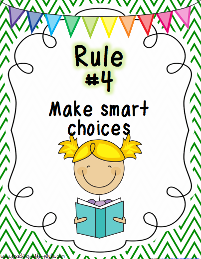 PNG Classroom Rules - 141514