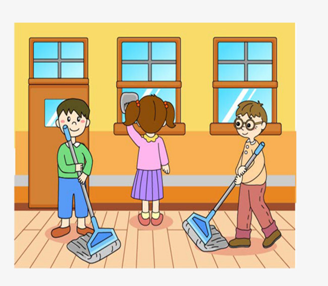 PNG Cleaning Classroom Transparent Cleaning Classroom.PNG ...