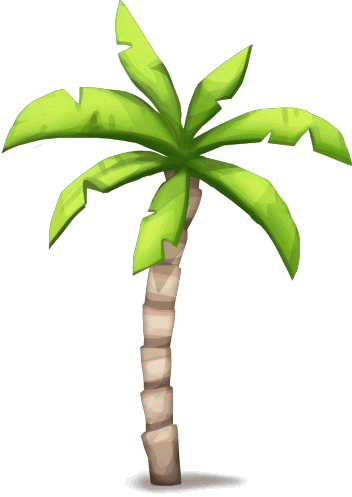 PNG Coconut Tree - 153483