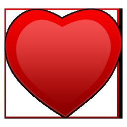 Fichier:Coeur.png - PNG Coeur