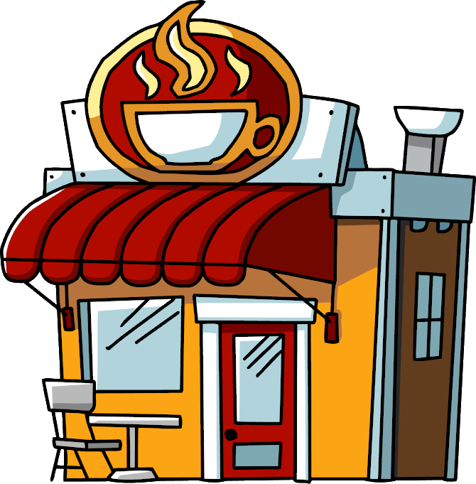 Coffee Shop.png - PNG Coffee Shop