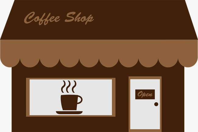 coffee shops, Coffee, Shop, Afternoon Tea PNG Image and Clipart - PNG Coffee Shop