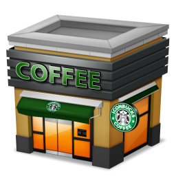.png file for Linux - PNG Coffee Shop