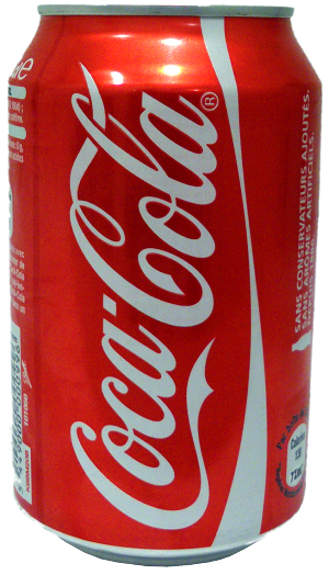 Coca Cola can PNG image - PNG Cola