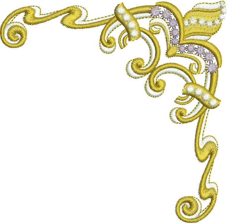 PNG Corner Designs - 137679
