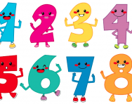 Best counting books for children - PNG Counting