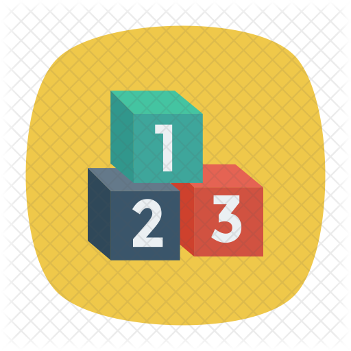 Counting Icon - PNG Counting