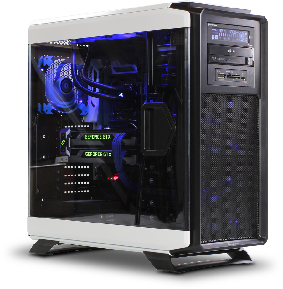 Basic Components To Build A Pc
