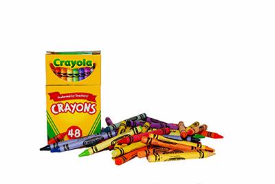 PNG Crayon Box - 133423