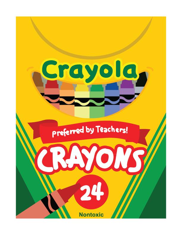 PNG Crayon Box - 133416