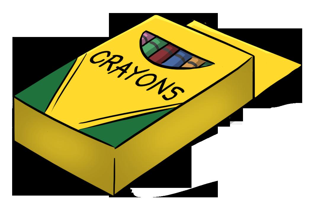 PNG Crayon Box - 133418