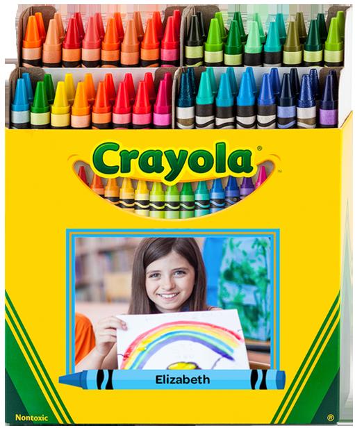 PNG Crayon Box - 133431