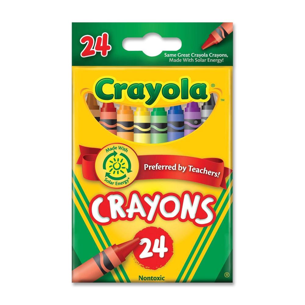 PNG Crayon Box - 133421