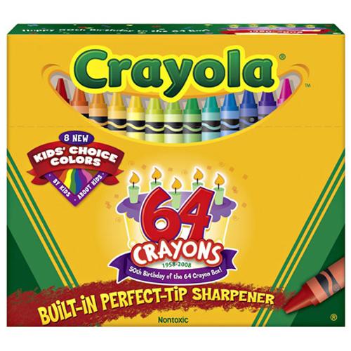 PNG Crayon Box - 133424