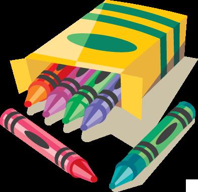 PNG Crayon Box - 133422