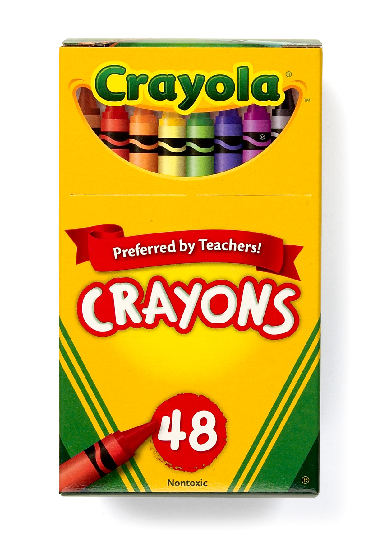 PNG Crayon Box - 133420