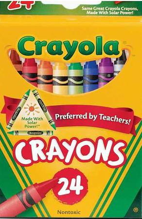 PNG Crayon Box - 133426