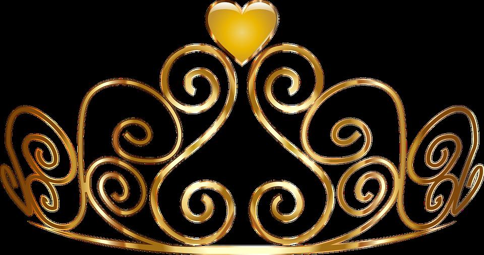tiara crown female woman royal jewelry wear head - PNG Crown Princess
