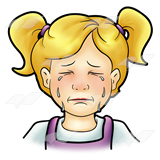 Crying Girl PlusPng.com  - PNG Crying Girl