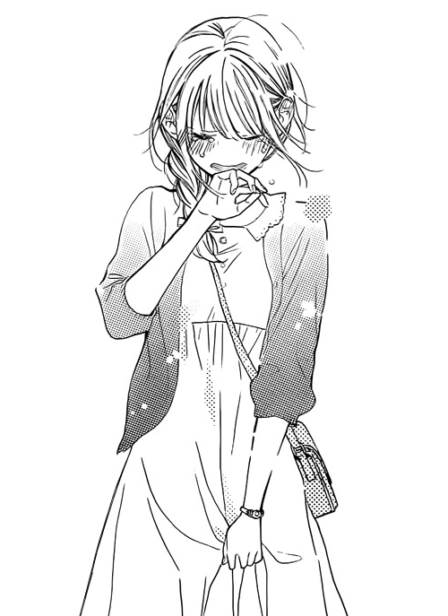 girl manga - Recherche Google More - PNG Crying Girl