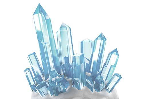 Crystal Character - PNG Crystal