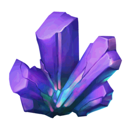 File:Frostfire Crystal.png - PNG Crystal