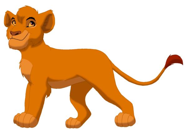 Mufasa Cub - PNG Cub