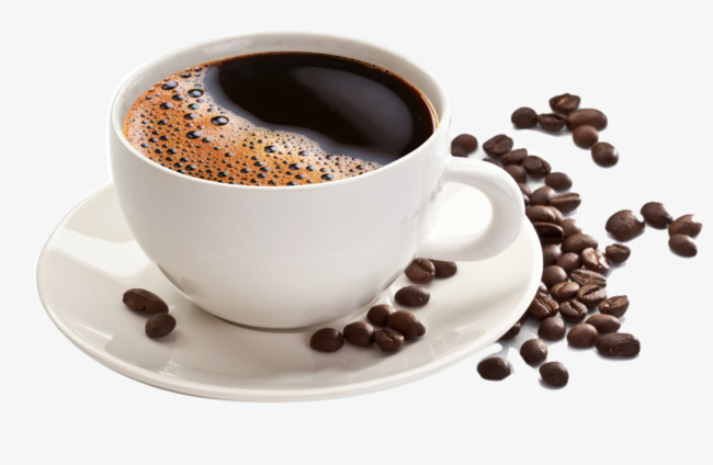 Cup of coffee beans, Coffee Beans, Mug, Drink Leisure Free PNG Image - PNG Cup Of Coffee