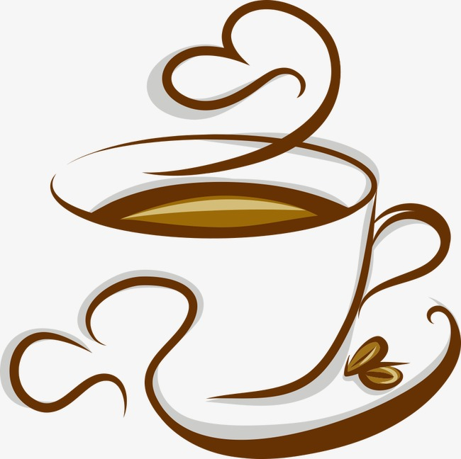 Vector cup of coffee, Coffee, A Cup Of Coffee, Cartoon Coffee Free PNG and  Vector - PNG Cup Of Coffee
