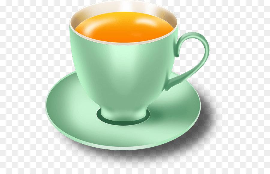 Teacup Coffee Mug - Tea Cup Png Image - PNG Cup Of Tea