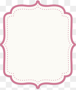 frame, Frame, Cute Border, Ve