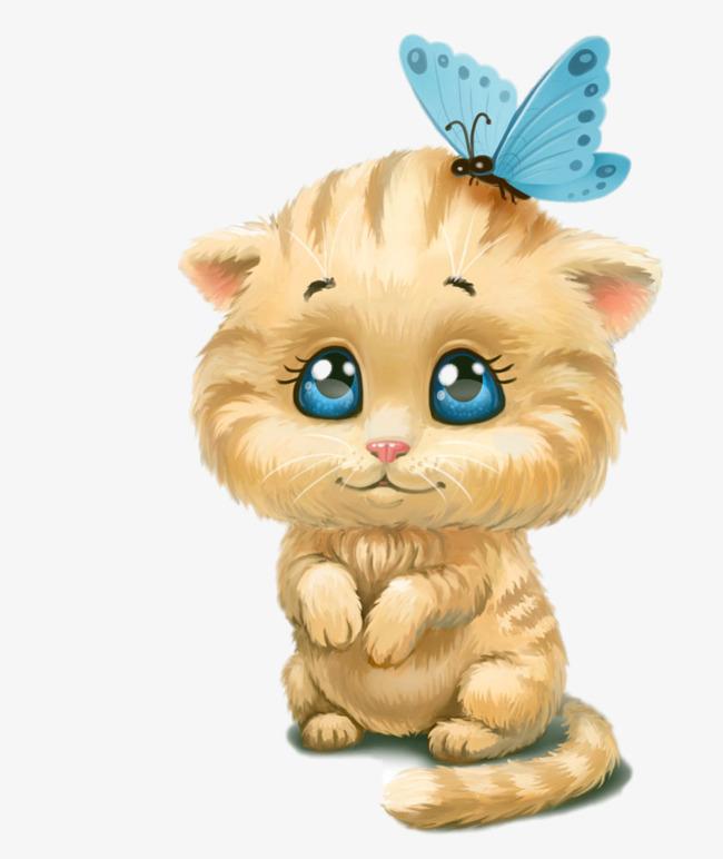 PNG Cute Cat - 133058