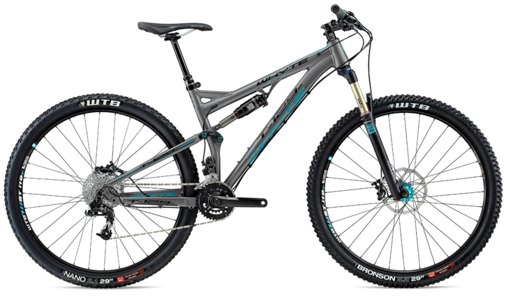 whyteT129S.png - PNG Cykel