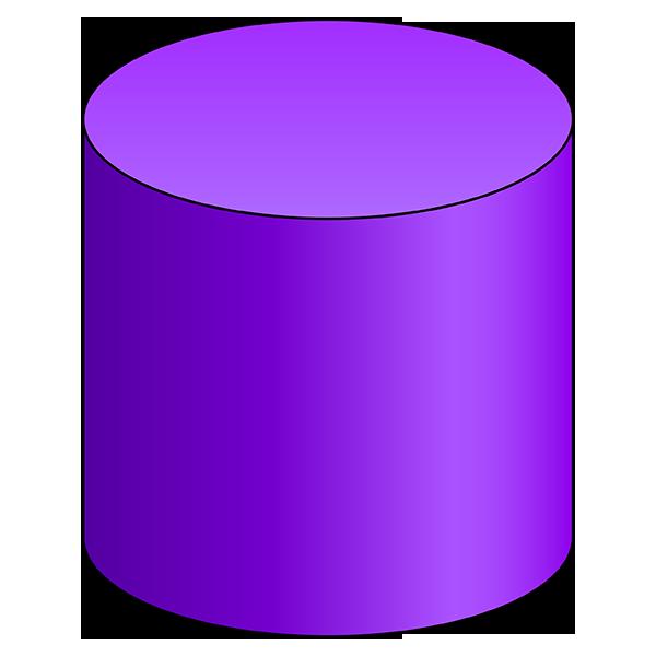 PNG Cylinder 3d - 134640