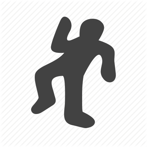 Body, Crime, Dead, Death, Man, Murder, Person Icon - PNG Dead Person