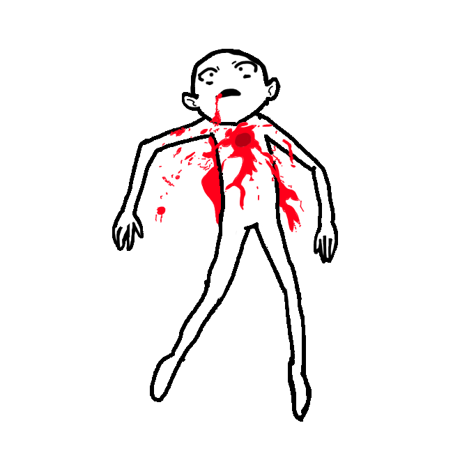 Dead Person Base By Marshmellow510 PlusPng.com  - PNG Dead Person