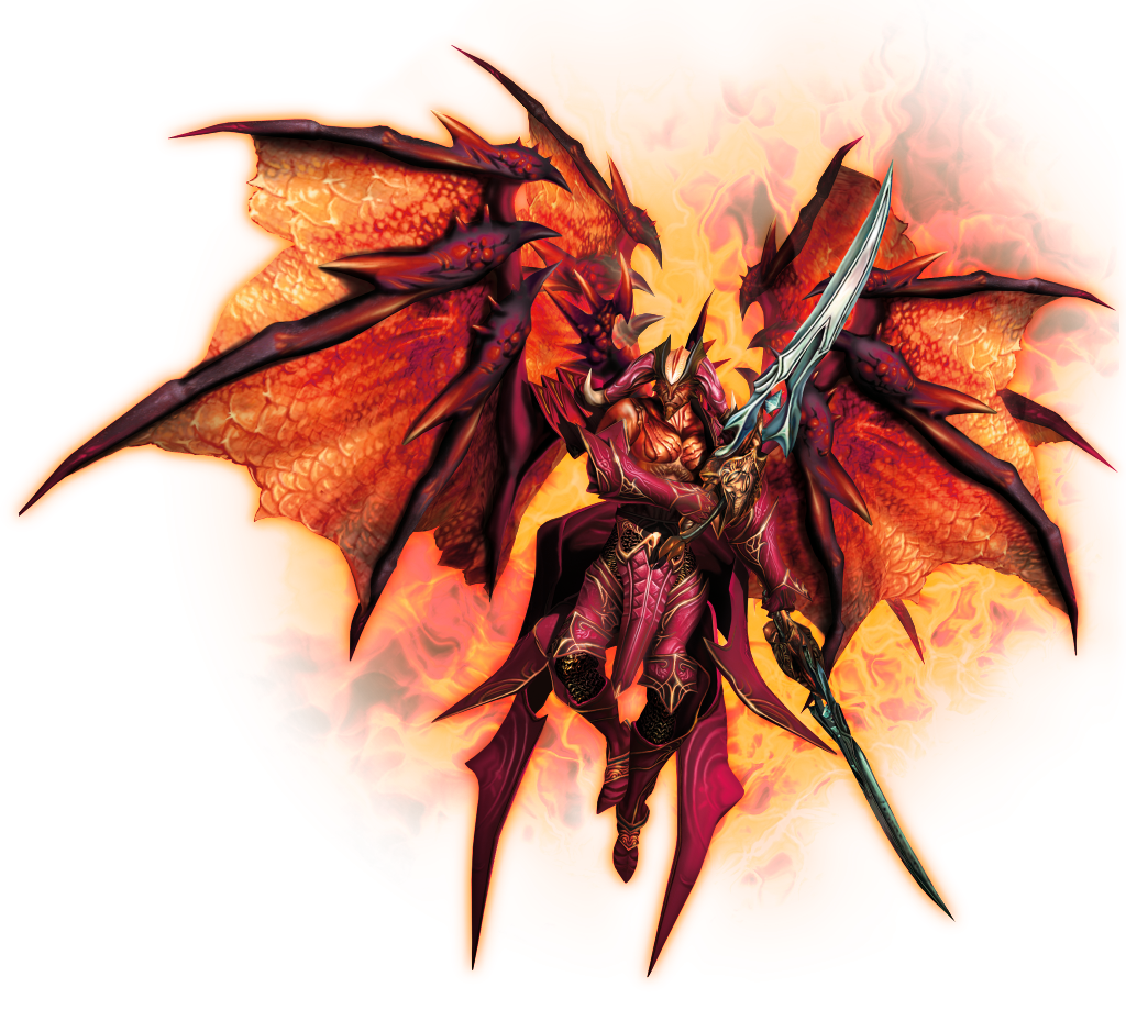 Demon Transparent PNG Image