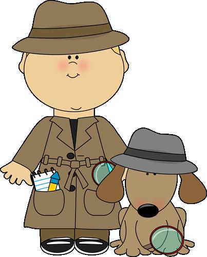 PNG Detective Cartoon - 153032